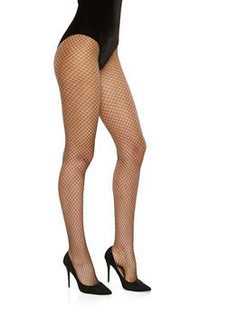 Fishnet Tights - BLACK - 3150041451133