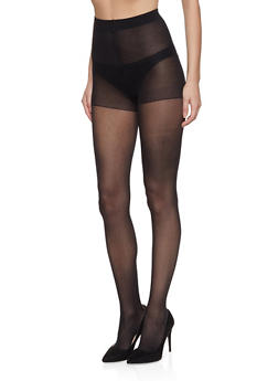 Patterned Tights - 3150041459880