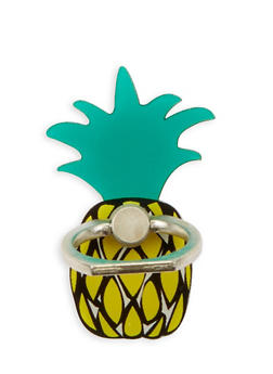 Pineapple Phone Ring Stand - 3163066416158