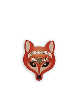 Fox Phone Ring Stand - 3163066417377