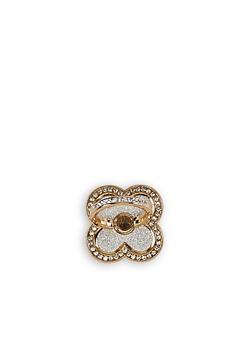 Glitter Rhinestone Phone Ring Stand - 3163066417380