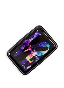 Love Galaxy Graphic Card Wallet - 3163067441111