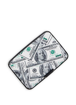 Money Graphic Card Wallet - 3163067446442