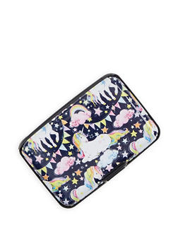 Unicorn Graphic Card Wallet - 3163067446454