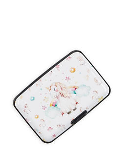 Unicorn Graphic Card Wallet - 3163067446995