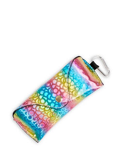 Holographic Sunglasses Case - 3163067448027
