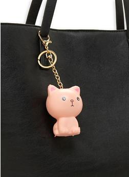 Squishy Keychain - PINK - 3163067448877