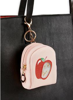 Apple Mini Backpack Keychain - 3163074399999
