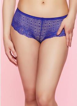 Lace Boyshort Panty | 3176035160766 - 3176035160766