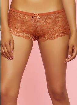 Lace Boyshort Panty | 3176068065043 - 3176068065043