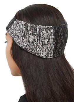 Twisted Multi Color Head Wrap - 3183067444936