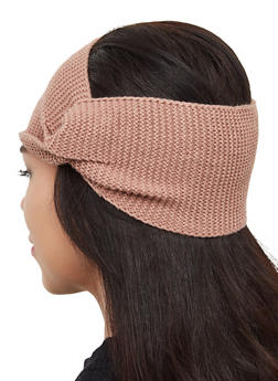 Knotted Head Wrap - 3183067444944