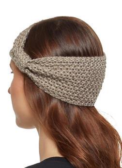 Knit Head Wrap | 3183067444948 - 3183067444948