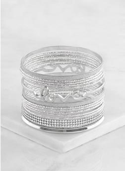 Love Shimmer Bangles - 3193062813347
