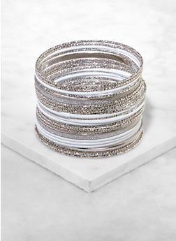 Shimmer Bangles Set - 3193062814278