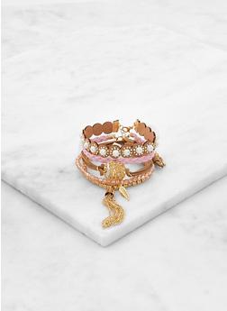 Small Assorted Bracelets Set - 3193062922807