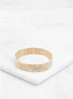Rhinestone Stretch Bracelets - 3194018432285