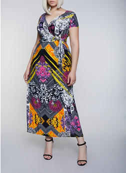 Plus Size Church Dresses | Rainbow