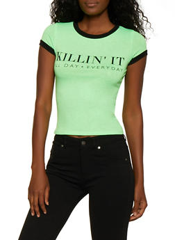 Killin It All Day Every Day Tee - 3402061358080