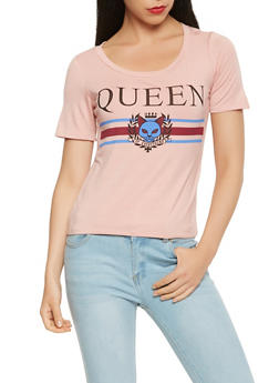 Queen Graphic Tee - 3402061358546