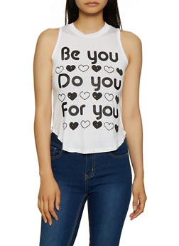 Be You Do You For You Tank Top - 3402062702589