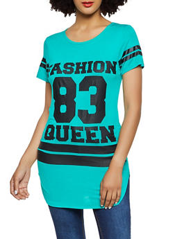 Fashion Queen 83 Tunic Tee - 3402062702596