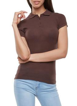 Short Sleeve Polo Shirt - 3402066491007