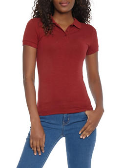 Short Sleeve Polo Shirt - 3402066491007