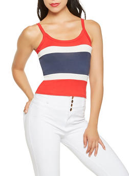 Color Block Cami - 3402066493018