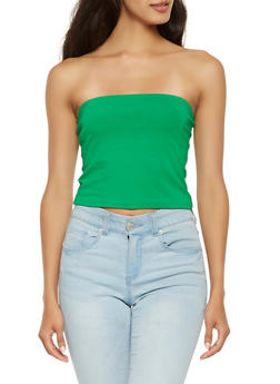 Solid Tube Top - 3402066493188