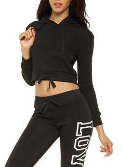 Cropped Sweatshirt - 3402072290195