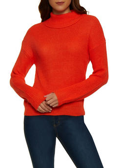 Long Sleeve Turtleneck Sweater | 3403015996151 - 3403015996151
