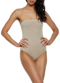 Solid Tube Bodysuit | 3405066493292 - 3405066493292