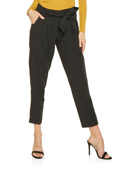 Tie Front Trousers - 3407056570212