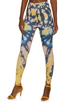 Tie Dye Leggings | 3407058751005 - 3407058751005