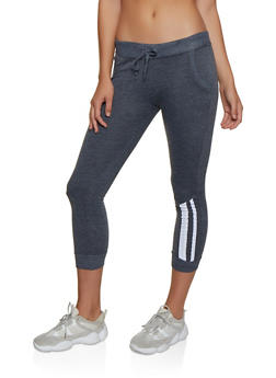 Striped Detail Joggers | 3407062707473 - 3407062707473