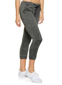 Fleece Lined Joggers - 3407063400207