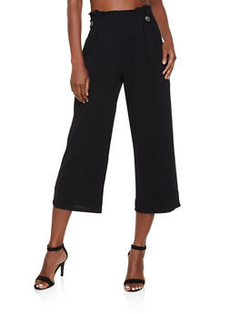 Pleated Dress Pants - 3407069395242