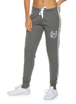Love Graphic Sweatpants - 3407072290170