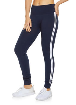 Varsity Stripe Leggings - 3407072292000
