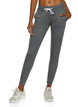 Basic Solid Joggers - 3407072295011