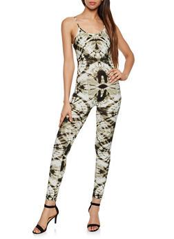 Tie Dye Cami Jumpsuit - 3408072290008
