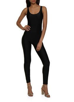 Spandex Jumpsuit - 3408072297021