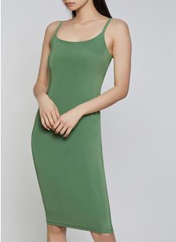 Cami Bodycon Slip Dress - 3410062703164