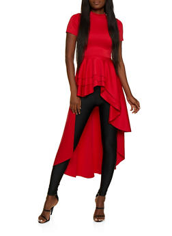High Low Tiered Top - 3410062705318
