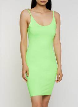 Neon Tank Dress - 3410068511144
