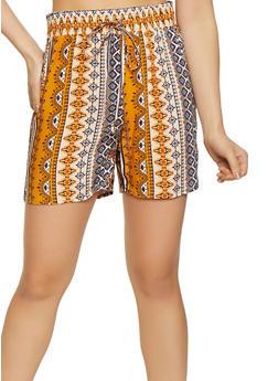 Printed Shorts | 3411056129482 - 3411056129482