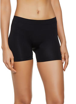Seamless Bike Shorts | Black - 3411062703851