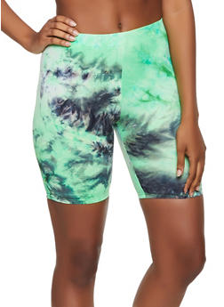 Tie Dye Bike Shorts | 3411063402188 - 3411063402188