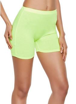 Solid Bike Shorts | 3411066496575 - 3411066496575